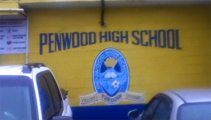 Penwood high school students