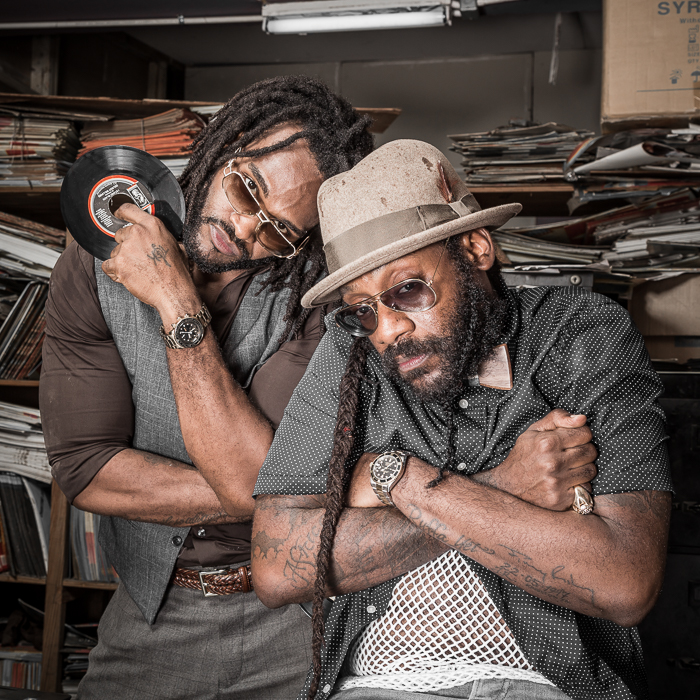 CRAIGY T COLLABORATES WITH REGGAE TRAILBLAZER TARRUS RILEY